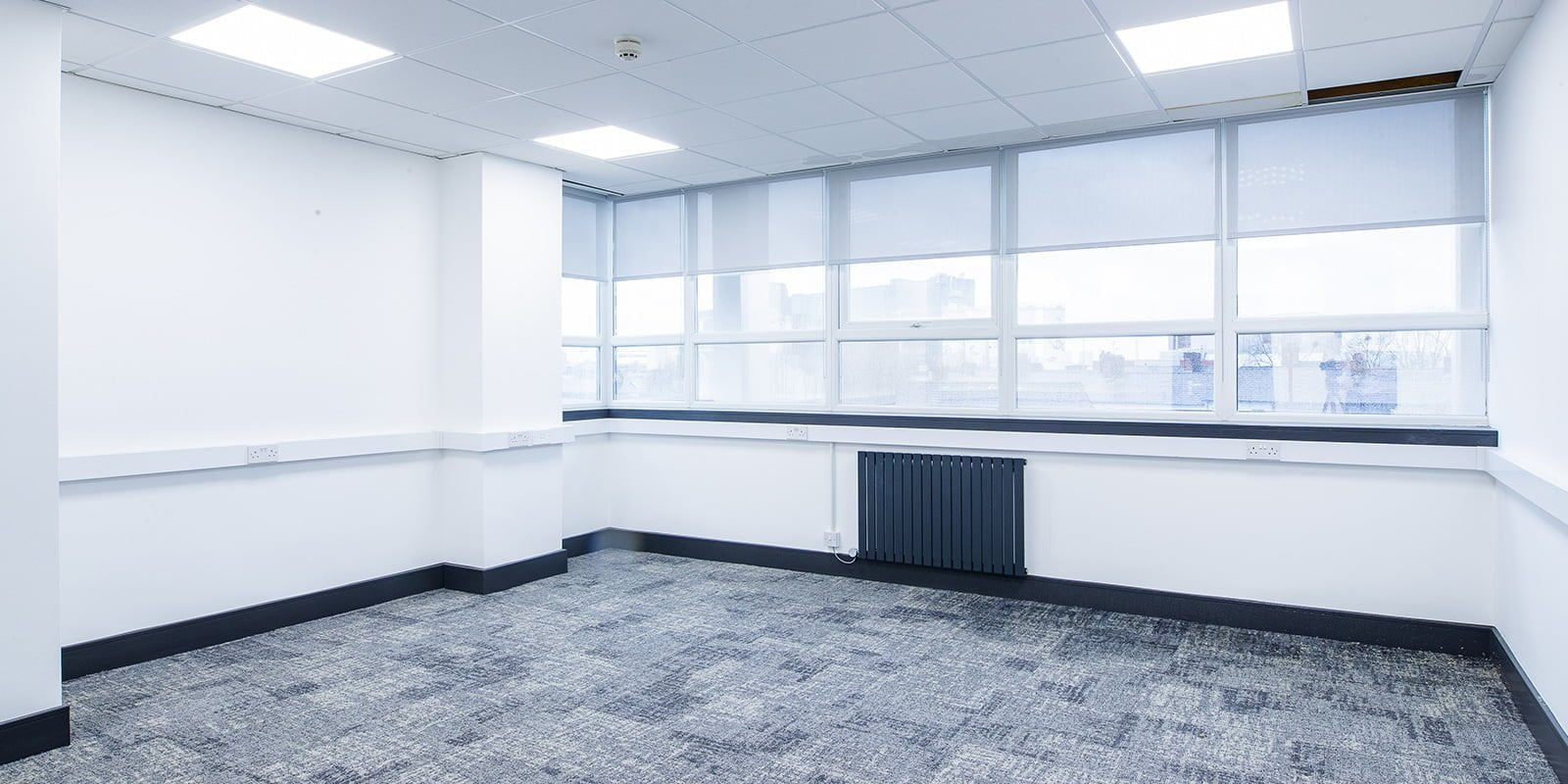 leased office space
